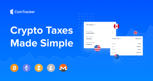 "CoinTracker Tops ""Best Cryptocurrency Tax Calculator"" List"