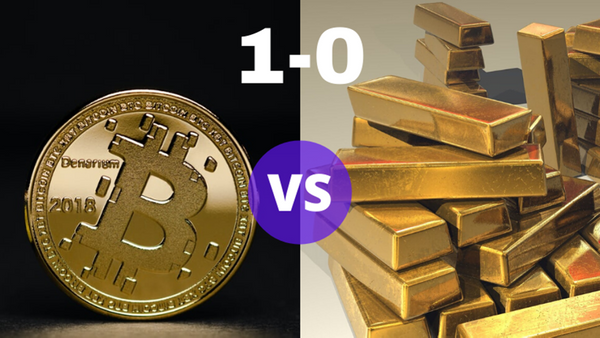 Bitcoin vs. Gold: Which is a More Tax Efficient Investment?