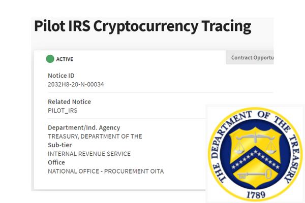 IRS Is Trying To Deanonymize Privacy Coins Like Monero And Zcash